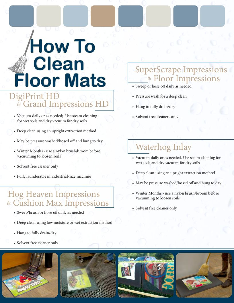 How to clean mat how to clean a cutting mat shiny happy for How to clean bathroom mats