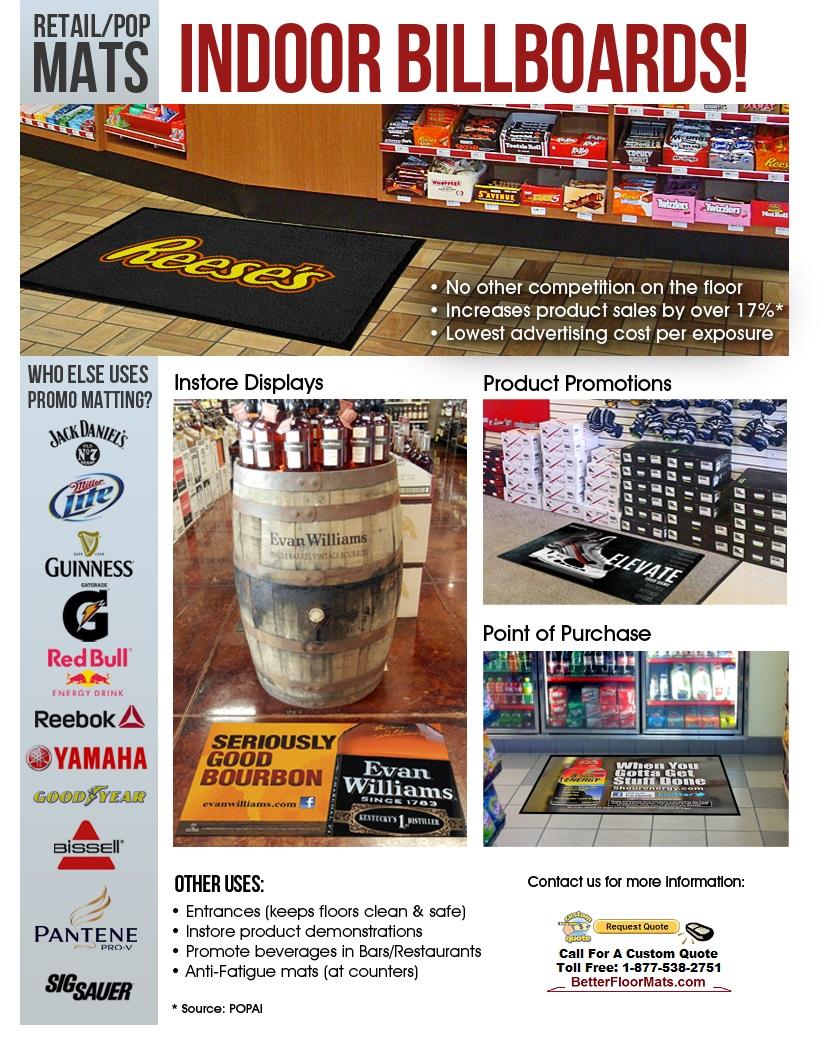 Floor mats cost - Retail Store Floor Mats