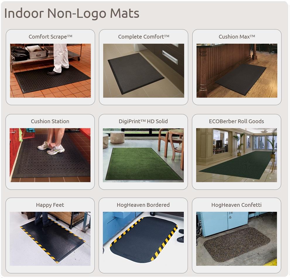 Floor mats with cushion - Custom Floor Mats